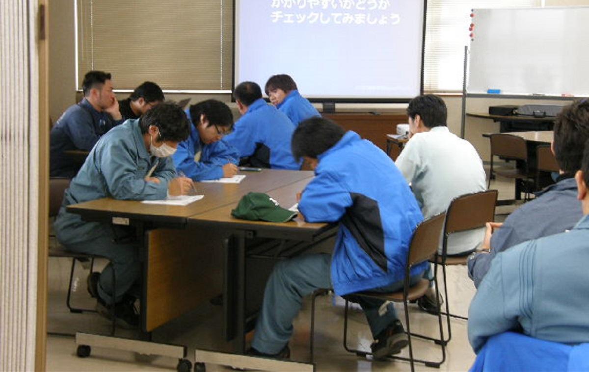 日興運輸株式会社|安全への取り組み